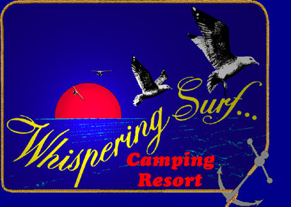 Whispering Surf Logo